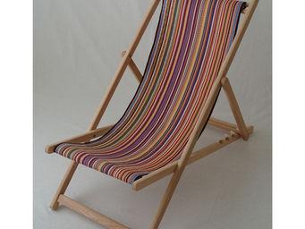 Les Toiles Du Soleil - chilienne tom - Deck Chair