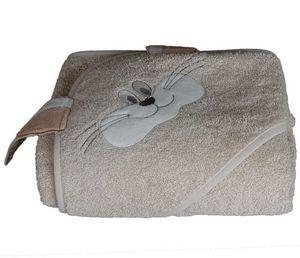 SIRETEX - SENSEI - cape de bain en forme de lapin - Hooded Towel