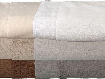 SIRETEX - SENSEI - serviette invitée 30x50 cm uni 650gr/m² viscose de - Guest Towel