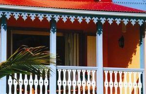 Déco Robinson -  - Decorative Roofline Frieze