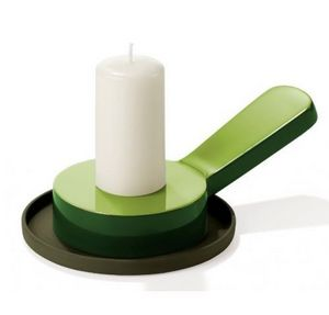 IMPERFECT DESIGN - saigon lacquer candlestick m - Candlestick