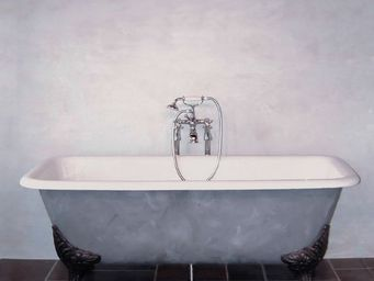 THE BATH WORKS - napoleon - Freestanding Bathtub With Feet