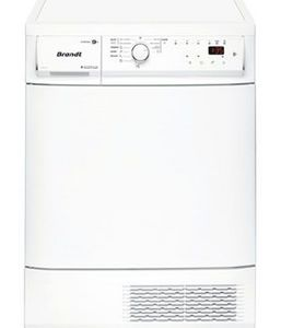 Brandt - sche linge hublot bwd191t - Tumble Dryer