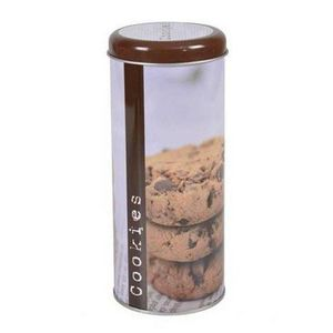 WHITE LABEL - boite à dosettes cookies - Biscuit Tin