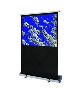 Manutan - portable - Projection Screen