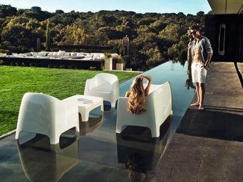 VONDOM - solid - Garden Furniture Set