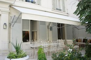 Roussel Stores -  - Awning