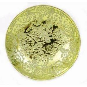 Todo Mundo - plateau céramique vert sanya s. - Serving Tray