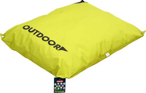 ZOLUX - coussin extérieur déhoussable vert 90x70x12cm - Dog Bed