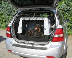 ZOLUX - cage de transport pour chien large - Doggy Bed