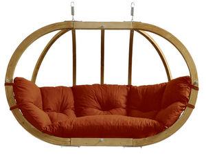 Amazonas - canapé suspendu globo royal terracotta - Swinging Chair