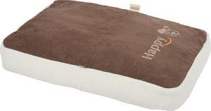 ZOLUX - coussin déhoussable happy en tissu microfibre moka - Dog Bed