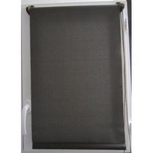 Luance - store enrouleur tamisant 45x180 cm chocolat - Light Blocking Blind