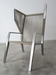 OA CREATION -  - Armchair With Headrest