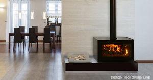 Bodart & Gonay - 1000 green line - Wood Burning Stove