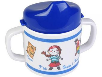 La Chaise Longue - tasse à becs pirates - Baby Bottle