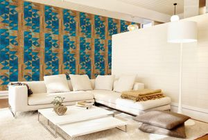 PEARL CORK -  - Wall Covering