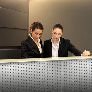 DAMPERE -  - Reception Desk