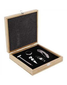 Aubry-Gaspard - coffret oenologie - Wine Set Box