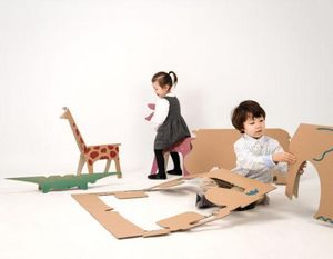 IK&SK - traveling animal - Early Years Toy