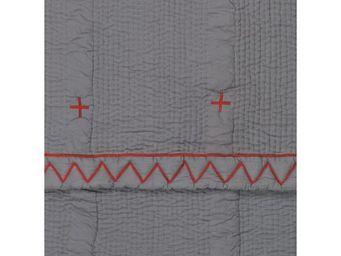 BLANC D'IVOIRE - apache - Matelasse Bedspread