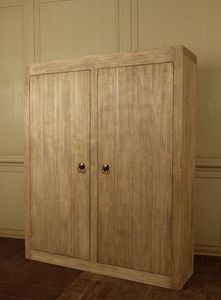 AMBIANCE COSY -  - Wardrobe With Sliding Doors