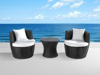 BELIANI - capri - Garden Furniture Set