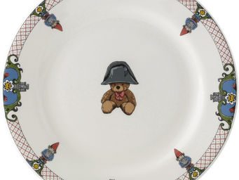 Gien - lucien- - Child Plate