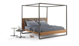 Poltrona frau - volare - Double Canopy Bed