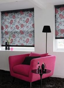 DECO SHUTTERS - elise peony - Rolling Blind