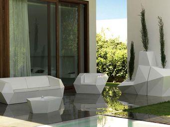 VONDOM - faz - Garden Furniture Set