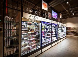 MALHERBE Paris - migros - Shop Layout