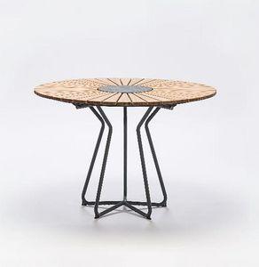 Houe - circle - Round Garden Table
