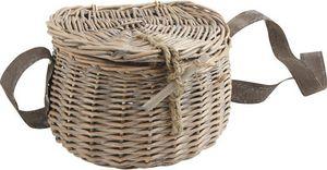 Aubry-Gaspard - panier de pêche rustique - Fisherman's Basket