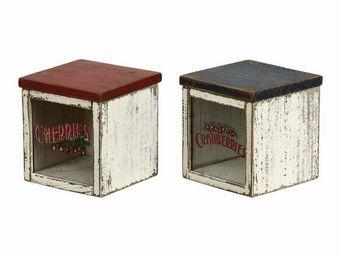 Interior's - boite marilyn - Decorated Box