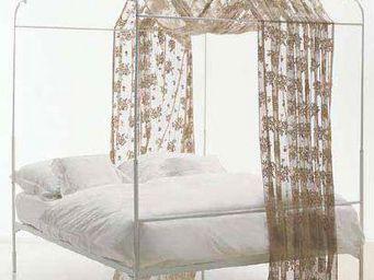 CYRUS COMPANY - eleocò - Double Canopy Bed