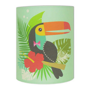 Art et Loupiote - toucan - Children's Wall Lamp