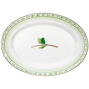 Raynaud - verdures - Oval Dish