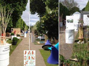 MARINE PEYRE -  - Landscaped Garden