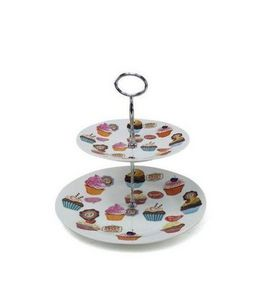 ICD COLLECTIONS - cupcakes h.25 - Tiered Tray