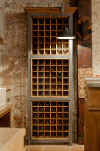 QUERCUS MEUBLES -  - Bottle Rack