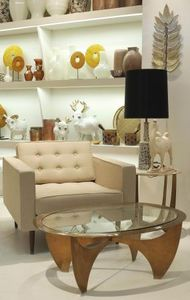 Asiatides -  - Oval Coffee Table
