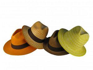 Cana De Azucar -  - Panama Hat