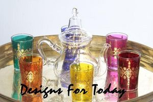 DESIGNS FOR TODAY -  - Tea Service