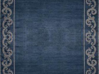 EDITION BOUGAINVILLE - amiral frame navy - Modern Rug