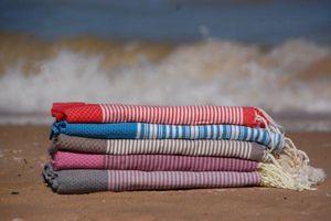 FOUTAZUR -  - Fouta Hammam Towel