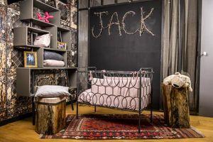 JACK N'A QU'UN OEIL -  - Crib Bumper Pad