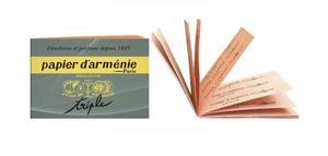 Papier D'armenie -  - Perfumed Paper