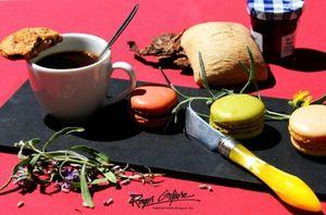ROGER ORFEVRE -  - Table Knife
