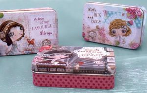 VERITY ROSE -  - Biscuit Tin